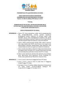 SK Dewan Presidium PPI se-Dunia untuk Tim Adhoc Konversi Nilai (2 Mei 2014)_Page_1