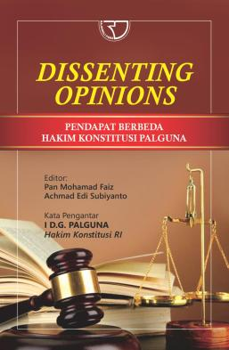Cover Dissenting Opinions